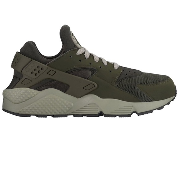 buy popular 67a69 3a316 usa nike air huarache army green overalls 5062c a7f47